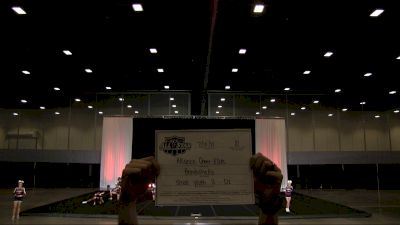 Alliance Cheer Elite - (Mansfield) - BOMBSHELLS [L3 Youth - D2 - Small] 2021 NCA All-Star Virtual National Championship