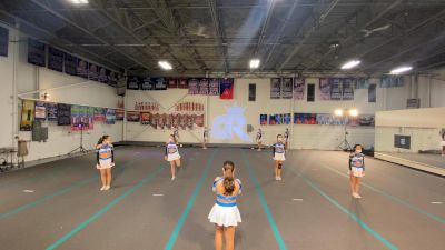 Cheerletics Royalty - WISH [Level 6 L6 Senior Open] 2021 Varsity All Star Winter Virtual Competition Series: Event III