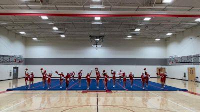 Orange Lutheran High School [High School - Band Chant - Cheer] 2021 USA Spirit & Dance Virtual National Championships