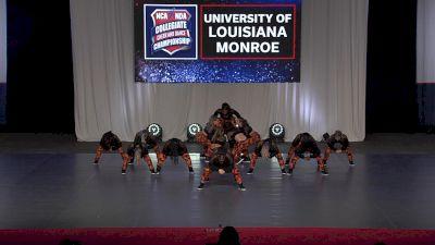 University of Louisiana Monroe - Hawkline [2021 Hip Hop Division IA Prelims] 2021 NCA & NDA Collegiate Cheer & Dance Championship