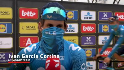 Ivan Garcia Cortina: Open Race At 2021 Tour Of Flanders