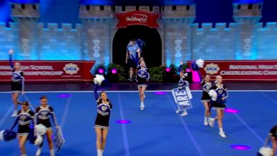Bartram Trail High School [2021 Large Junior Varsity Semis] 2021 UCA National High School Cheerleading Championship