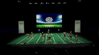 Salmen High School [2021 Small Non Tumbling Game Day Semis] 2021 UCA National High School Cheerleading Championship
