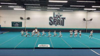 Louisiana Spirit - Fame [L1 Youth - Small] 2021 The Regional Summit Virtual Championships