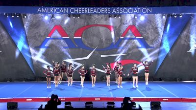 Excite Gym and Cheer - Strike [2021 L2 U17 Day 1] 2021 ACA All Star DI Nationals