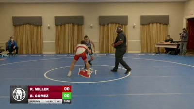 Benny Gomez, Spartan Combat RTC vs Ryan Miller, Pennsylvania RTC