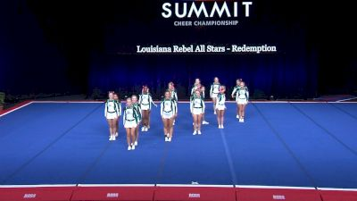Louisiana Rebel All Stars - Redemption [2021 L4 Senior - Small Semis] 2021 The Summit