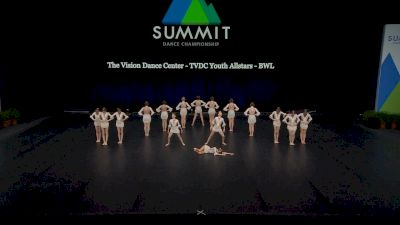 The Vision Dance Center - TVDC Youth Allstars - BWL [2021 Youth Contemporary / Lyrical - Large Finals] 2021 The Dance Summit
