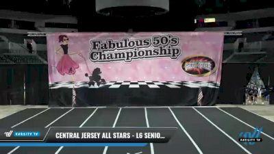 Central Jersey All Stars - L6 Senior Open [2021 Bombshells] 2021 ACP Disco Open Championship: Trenton