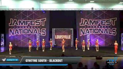 GymTyme South - Blackout [2021 L4 Senior Coed Day 2] 2021 JAMfest: Louisville Championship