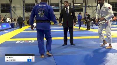 NISAR AMIN LOYNAB vs ALEC JERROD BAULDING 2019 World Jiu-Jitsu IBJJF Championship