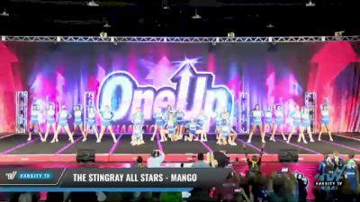 The Stingray All Stars - Mango [2021 L1 Junior - Medium Day 1] 2021 One Up National Championship