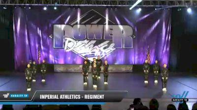 Imperial Athletics - REGIMENT [2021 Junior - Hip Hop Day 1] 2021 ACP Power Dance Nationals & TX State Championship