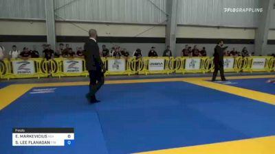 EGIDIJUS MARKEVICIUS vs STEVEN LEE FLANAGAN 2021 Pan IBJJF Jiu-Jitsu No-Gi Championship