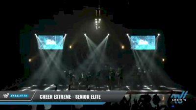 Cheer Extreme - Kernersville - Senior Elite [2021 L6 Senior - Large Day 2] 2021 COA: Midwest National Championship