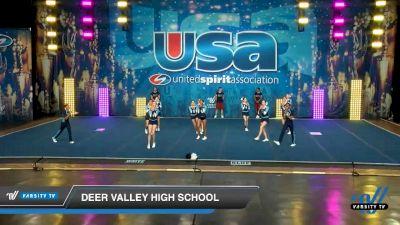 Deer Valley High School [2020 Co-Ed Varsity Show Cheer Intermediate Day 2] 2020 USA Spirit Nationals