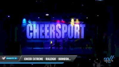 Cheer Extreme - Raleigh - Bombshells [2021 L4.2 Senior - Medium Day 2] 2021 CHEERSPORT National Cheerleading Championship