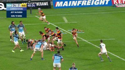 Replay: Northland vs Waikato | Oct 1