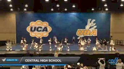 Central High School [2020 Junior Varsity Coed Day 2] 2020 UCA Magnolia Championship