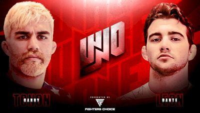 WNO: Garry Tonon vs Dante Leon Full Event Replay