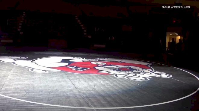 133 lbs. - Jared Van Vleet, Air Force vs Gary Joint, Fresno State