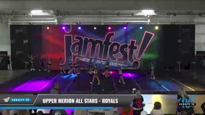 Upper Merion All Stars - Royals [2021 L6 Senior Coed - XSmall Day 2] 2021 JAMfest: Liberty JAM