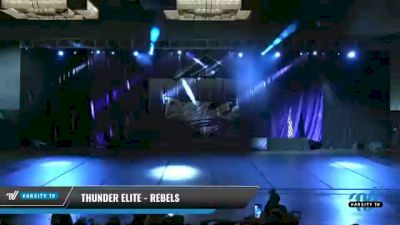 Thunder Elite - Rebels [2021 Youth - Hip Hop Day 2] 2021 ACP Power Dance Nationals & TX State Championship