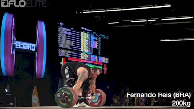 Every 200kg Or Heavier Snatch From 2017 IWF Worlds