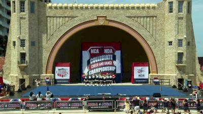 University of Pittsburgh Johnstown [2018 Intermediate All-Girl Division II Prelims] NCA & NDA Collegiate Cheer and Dance Championship
