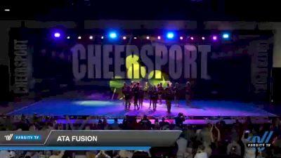 ATA Fusion [2021 Senior 5] 2021 CHEERSPORT: Atlanta Grand Championship