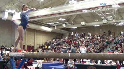 Alex Zois - Beam, GW - Denver Winterfest Classic (NCAA)