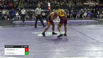149 lbs Prelims - Jake Bergeland, Minnesota vs Denton Spencer, Virginia