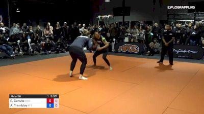 Raquel Canuto vs Alison Tremblay 2019 ADCC North American Trials