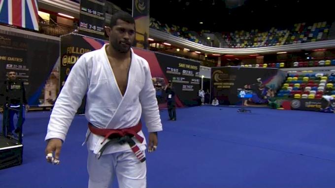 Ricardo Evangelista vs Helton Silva Junior 2019 Abu Dhabi