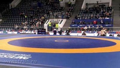 125kg Yarygin Finals - Zelimkhan Khizriev (RUS) vs Khamzat Khizriev (RUS)