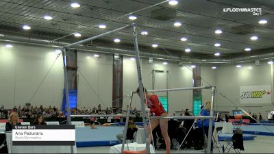 Ana Padurariu - Bars, Gemini Gymnastics - 2019 Canadian Gymnastics Championships
