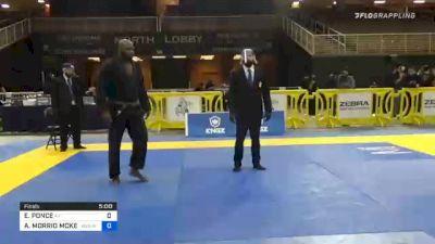EDUARDO PONCE vs ANTHONY MORRIO MCKEE 2020 World Master IBJJF Jiu-Jitsu Championship