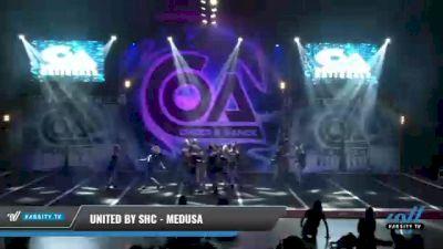 United by SHC - Medusa [2021 L1 Junior - D2 Day 1] 2021 COA: Midwest National Championship