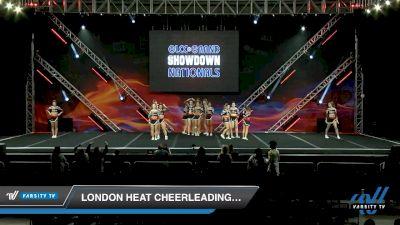 London Heat Cheerleading - 5 Alarm [2020 L6 International Open Day 1] 2020 GLCC: The Showdown Grand Nationals