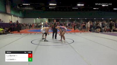 Match - Jack Blumer, Pa vs Jaxon Smith, Ga