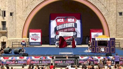 Weber State University - Waldo [2018 Mascot] NCA & NDA Collegiate Cheer and Dance Championship