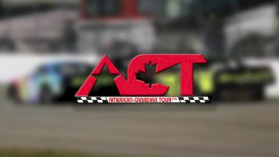 Full Replay | ACT Late Model Tour at Thunder Road 5/2/21