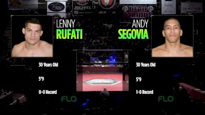 Lenny Rufati vs. Andy Segovia - Ring of Combat 66 Replay