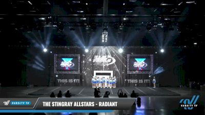 The Stingray Allstars - Radiant [2021 L2 Youth - Small Day 2] 2021 The U.S. Finals: Louisville