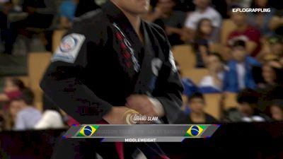 Rudson Mateus Sarmento Teles vs Lucas Barbosa 2019 Abu Dhabi King of Mats