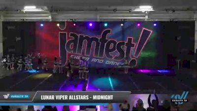 Lunar Viper Allstars - Midnight [2021 L4 Senior Coed Day 2] 2021 JAMfest: Liberty JAM