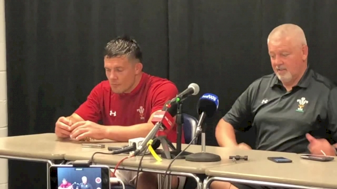 Wales Post-Match Press Conference