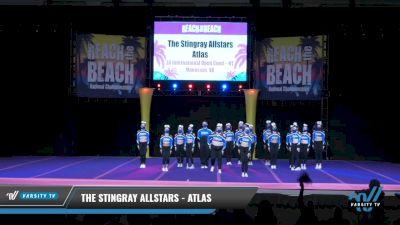 The Stingray Allstars - Atlas [2021 L6 International Open Coed - NT Day 2] 2021 ACDA: Reach The Beach Nationals