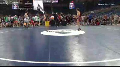 152 lbs Round Of 64 - Kaleb Oliver, Oregon vs Vincent Zerban, Illinois
