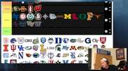 2021 XC Teams Tier List | The NCAA Cross Country Show (Ep. 5)